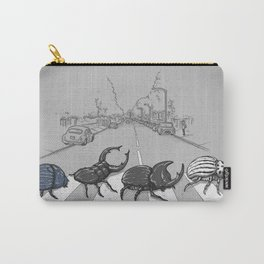 The Beetles Carry-All Pouch