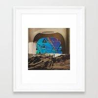 the national Framed Art Prints featuring national park by Hugo Barros