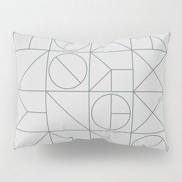 Mid Century Geometric 03 Pillow Sham