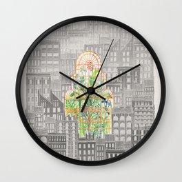 Eva Wall Clock