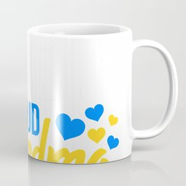 Down Syndrome Awareness Gift For Grandma Elephant Trisomy 21 T-Shirt Coffee Mug