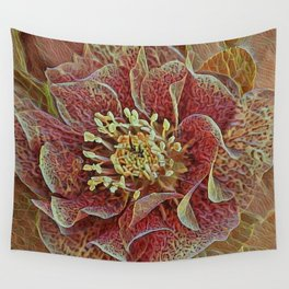 Chasoffart-Flo-3 Wall Tapestry