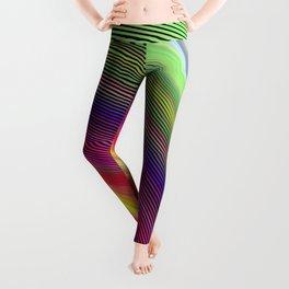 Vortex of colors Leggings