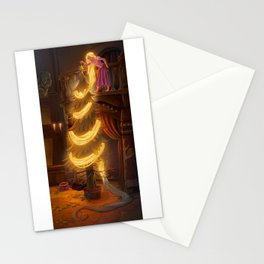 A Tangled Christmas Stationery Cards