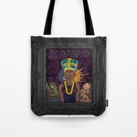 """lebron Tote Bags featuring """"Neffortlessly"""" by SaintCastro"""