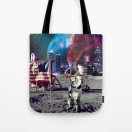 Spayyyce Tote Bag