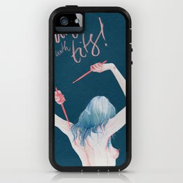 Hits With Tits! iPhone Case