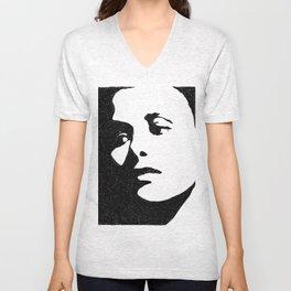 Lena Horne Unisex V-Neck