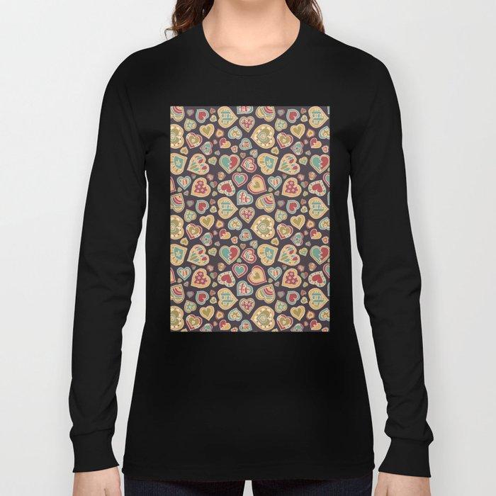 I Heart Doodling Long Sleeve T-shirt