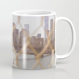 Obstructed Views Coffee Mug