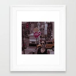 true color # 2 Framed Art Print