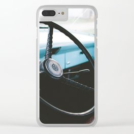 1956 Clear iPhone Case