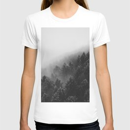 Misty Forest II T-shirt