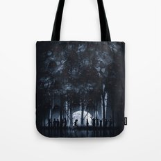 Creatures Rule the Night Tote Bag