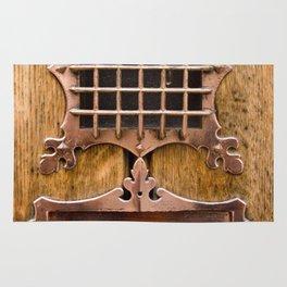 Brass Letterbox Rug