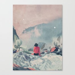 Lost in the 17th Dimension Canvas Print