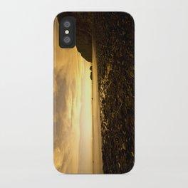 Island Star Gazing  iPhone Case