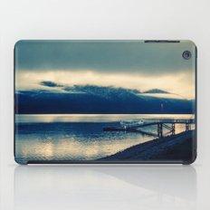 Lake Te Anau iPad Case