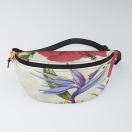 Paradise Party Fanny Pack