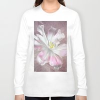 tulip Long Sleeve T-shirts featuring Tulip by Paul & Fe Photography