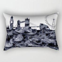 London Great Britain Rectangular Pillow