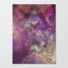 Magical Bohemian Canvas Print