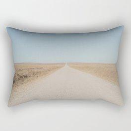 County Road 4201 Rectangular Pillow