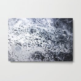 ice splinter Metal Print