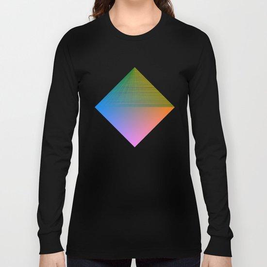Hypercube Long Sleeve T-shirt