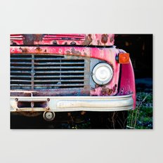 The Grill Canvas Print