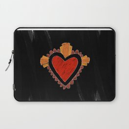 Black love Laptop Sleeve