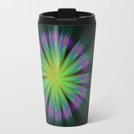 Sonic Bloom Travel Mug