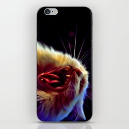 CAT !!! iPhone Skin