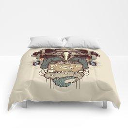 Transcendental Tourist Comforters