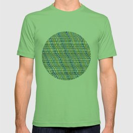 Crazy Triangles  T-shirt
