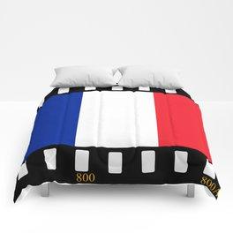 France Flag Film Comforters