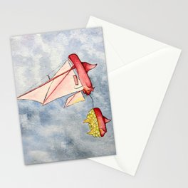 The Night Shift Stationery Cards