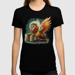 Winged Lion the symbol of Venice T-shirt