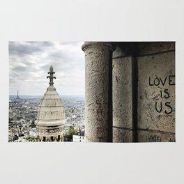 Love is Us Rug