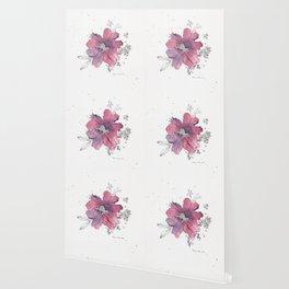 flor morada Wallpaper
