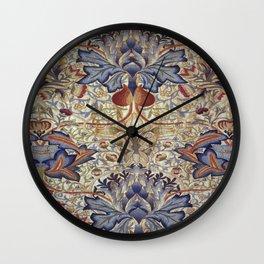 Art work of William Morris 9 Wall Clock