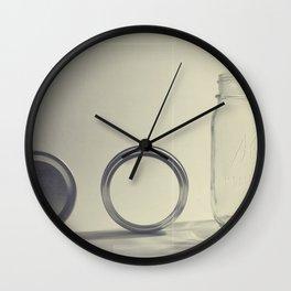 Mason #11 Wall Clock