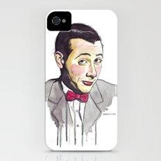 Pee Wee iPhone (4, 4s) Slim Case
