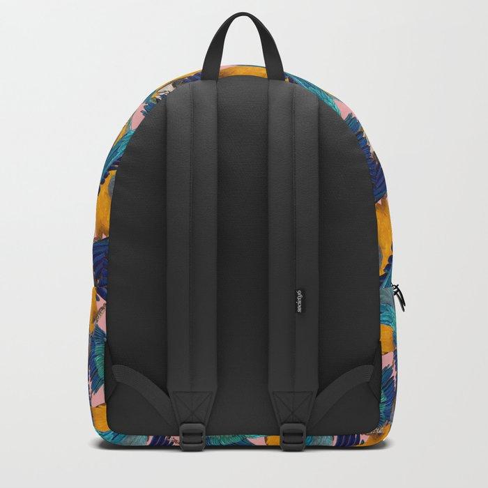 Ara Parrot Backpack
