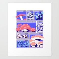 C:\WINDOWS\FUNGUY Art Print