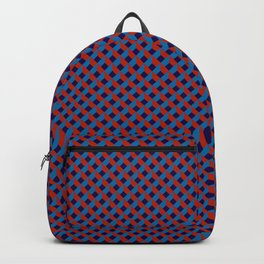 3D Red Blue Stereo Vision Backpack