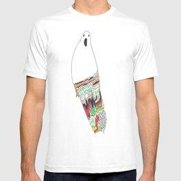 Fractal Phantom T-shirt