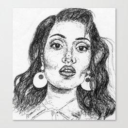 Kara Lane Canvas Print