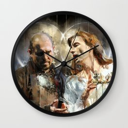 Undoings  Wall Clock