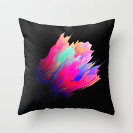 Panteleḗmōn (Abstract 38) Throw Pillow